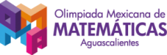 Olimpiada Mexicana de Matemáticas, Aguascalientes logo
